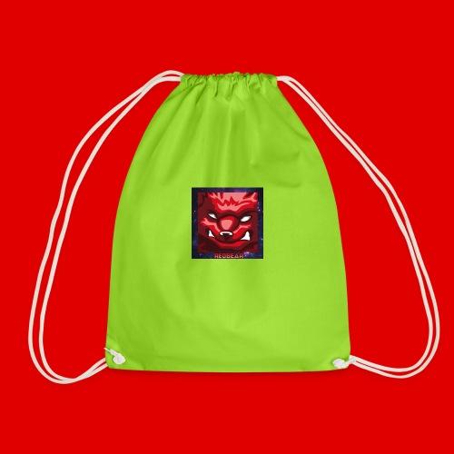 Team redBEAR Official Shirt - Gymnastikpåse