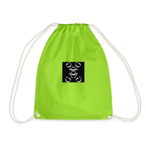 gang gang - Drawstring Bag