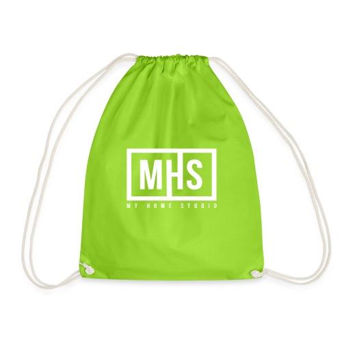 LOGO MY HOME STUDIO SQUARE - Drawstring Bag