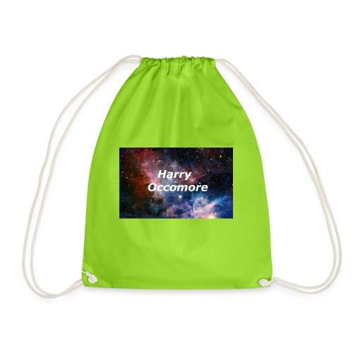galaxy-wallpaper-11 - Drawstring Bag