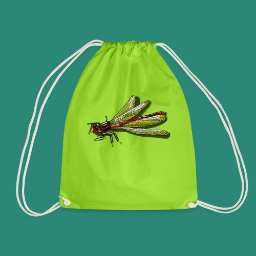 Libelle - Turnbeutel