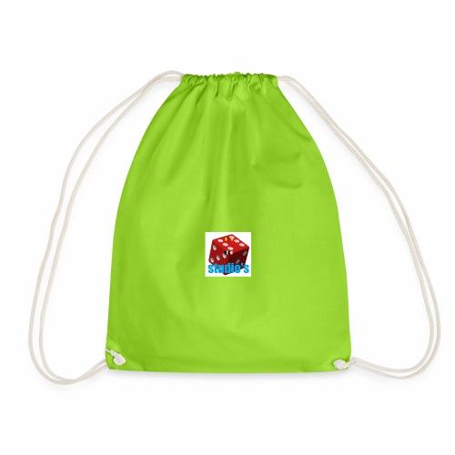 nice dice studios - Drawstring Bag