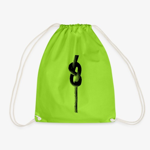 double eight - Drawstring Bag