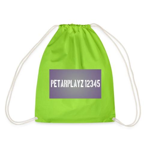 petarplayz bag - Drawstring Bag