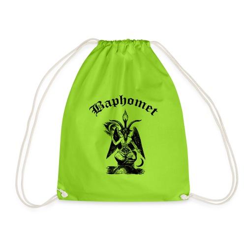 BAPHOMET - Turnbeutel