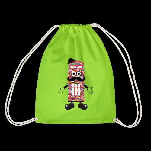 Londi London Mascot (Design No 11 - Drawstring Bag