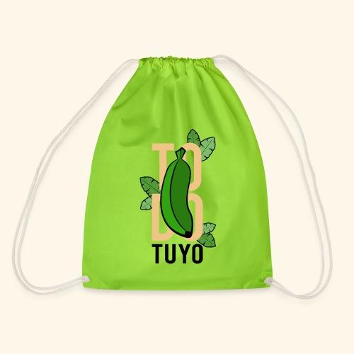 Camiseta Platanera TODO TUYO (LAVAINA) - Mochila saco