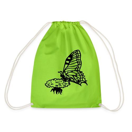 Schmetterling - Turnbeutel