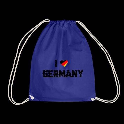 I Love Germany - Turnbeutel