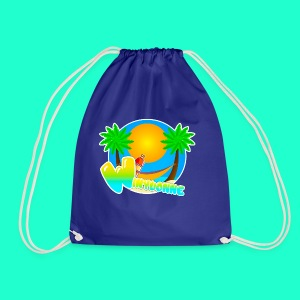 For The Summer - Drawstring Bag