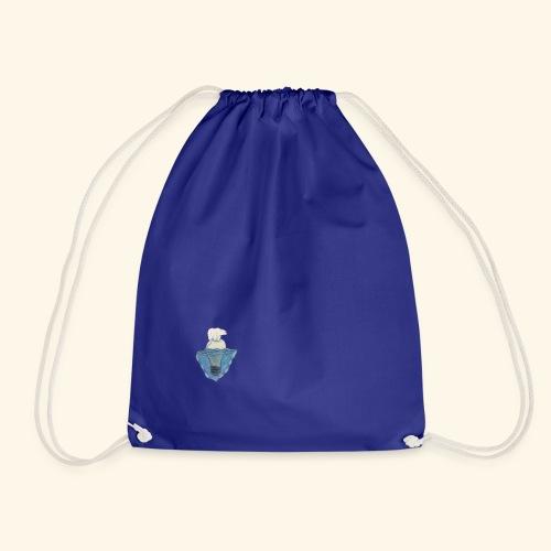 Polar bear - Drawstring Bag