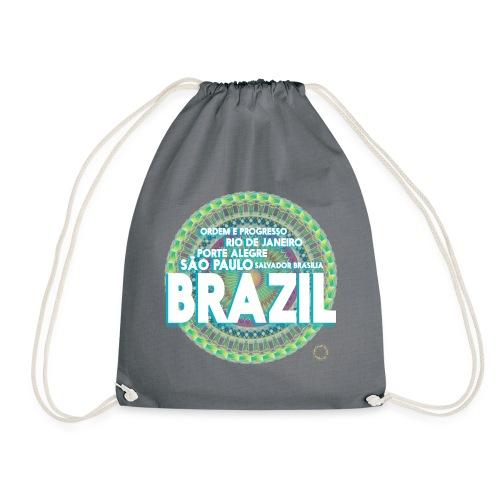 Lemon Brazil Mandala - Sac de sport léger
