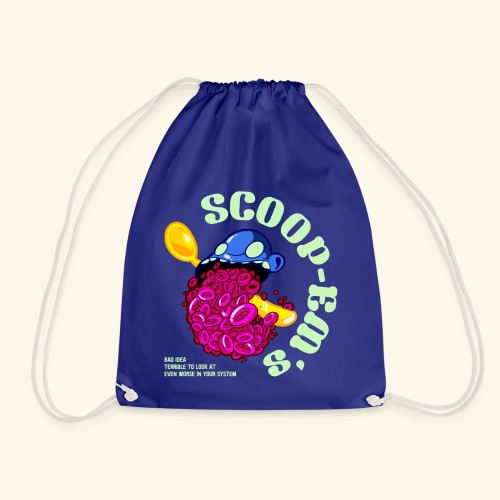 SCOOP EM - Drawstring Bag