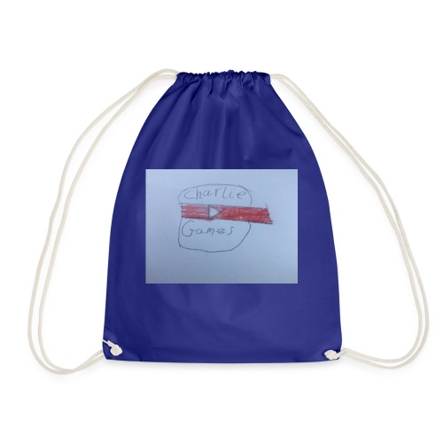 It's quality merchandise peeps remember subscribe - Drawstring Bag
