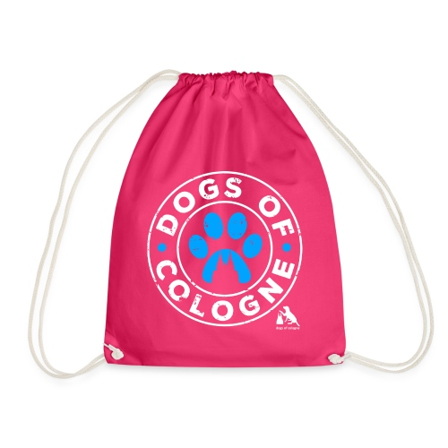 Dogs of Cologne! - Turnbeutel