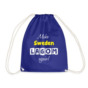 Make Sweden LAGOM again! - Gymnastikpåse