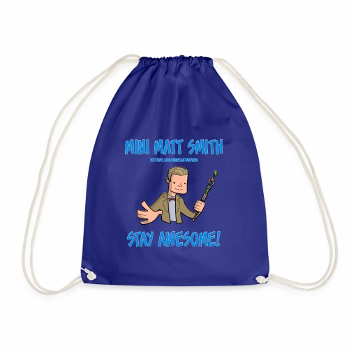 T SHIRT GRAPHIC - Drawstring Bag