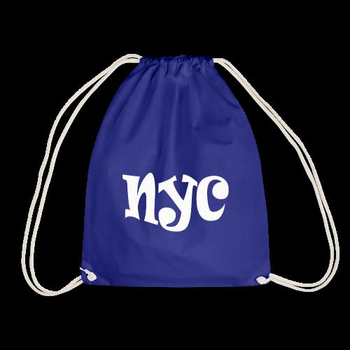 New york city - Mochila saco
