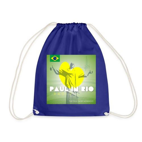 PAUL IN RIO RADIO - Drawstring Bag