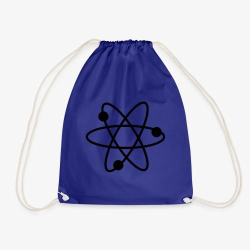 Atom Wissenschaft Design T-Shirt - Turnbeutel