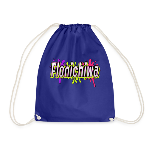 Farbige Action - Flonichiwa - Turnbeutel