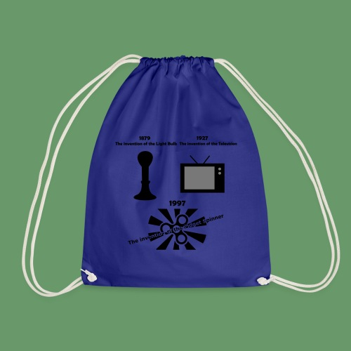 inventions over time - Drawstring Bag