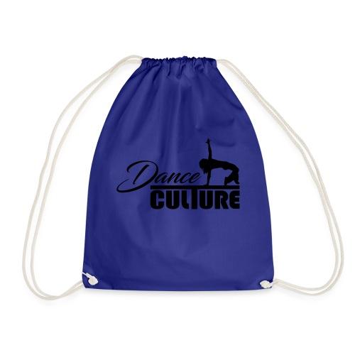 Basic shirt with logo - Drawstring Bag