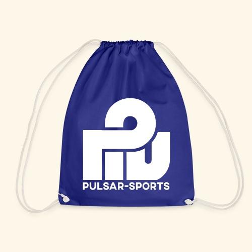 Team-Pulsar/Pulsar-Sports logo - Drawstring Bag
