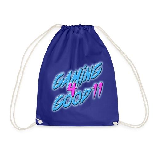 gaming4good blank logo - Drawstring Bag