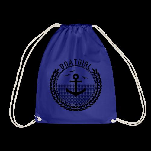 BoatGirl - Anchor - Turnbeutel