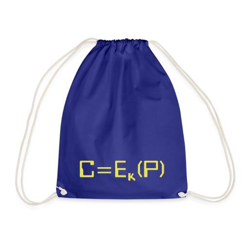 Ciphertext - Drawstring Bag
