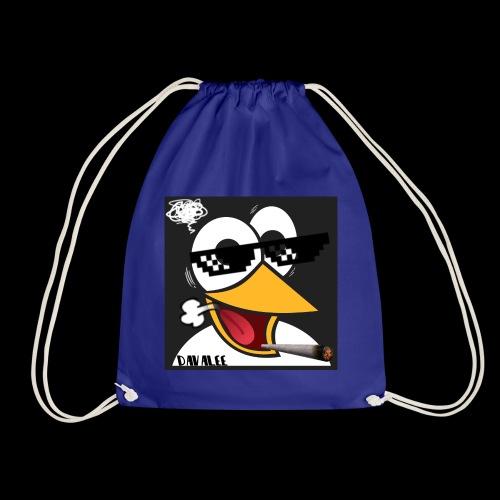 Stoned Penguin - Turnbeutel