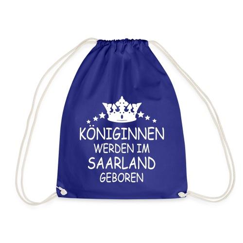 Saarland Königin T-Shirt - Turnbeutel