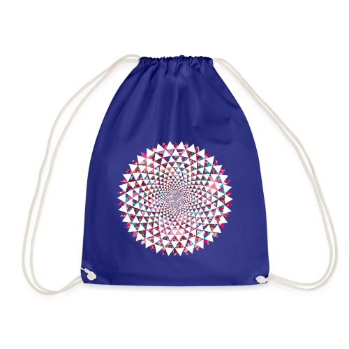 vortex - Drawstring Bag