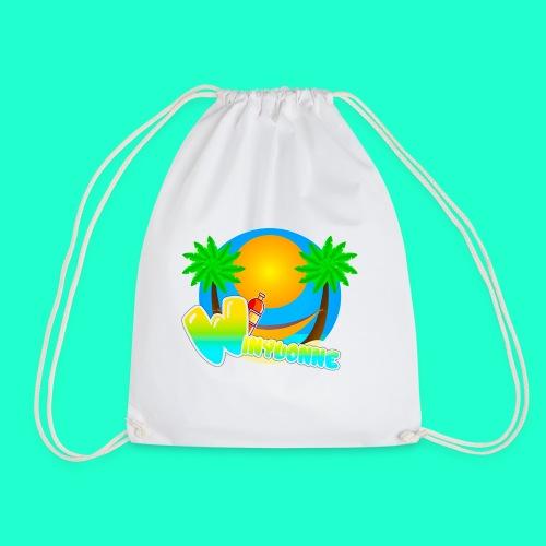 For The Summer - Drawstring Bag