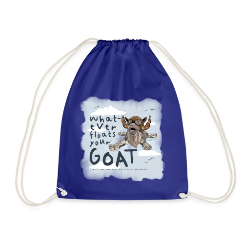 #2 - Sky Dive - Drawstring Bag
