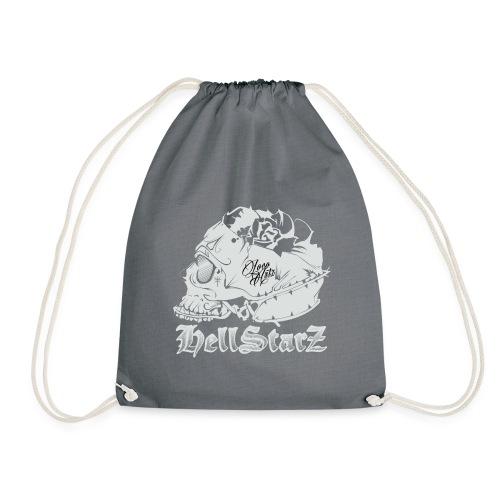 HELLSTARZ Skull Logo - Sac de sport léger