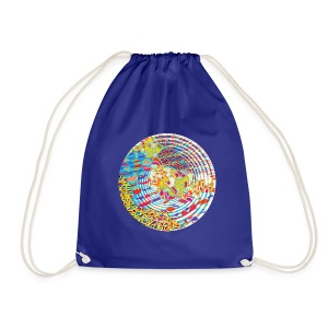 Unfold - Drawstring Bag