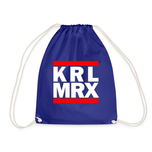 KrlMrxWhite - Turnbeutel