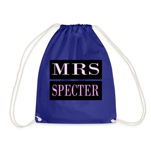 Mrs Specter - für jeden Specter Fan ein Muss! - Turnbeutel