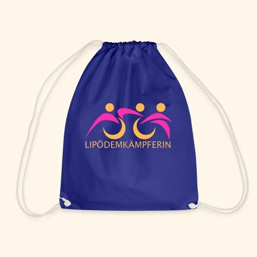 Logo Triathlon Geld - Turnbeutel