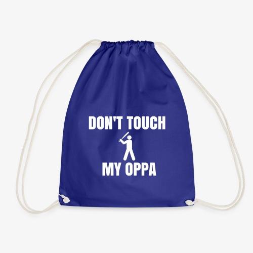 Don't touch my oppa - Sac de sport léger