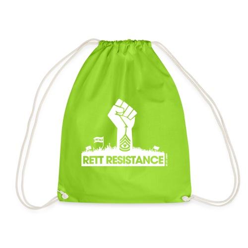 Rett Resistance - Army of Us - Drawstring Bag