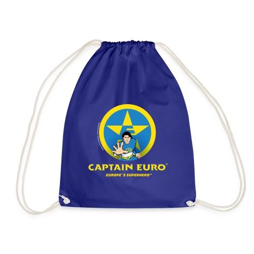 CAPITÁN EURO, SUPERHÉROE DE EUROPA - Mochila saco