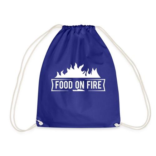 Food on Fire - Turnbeutel