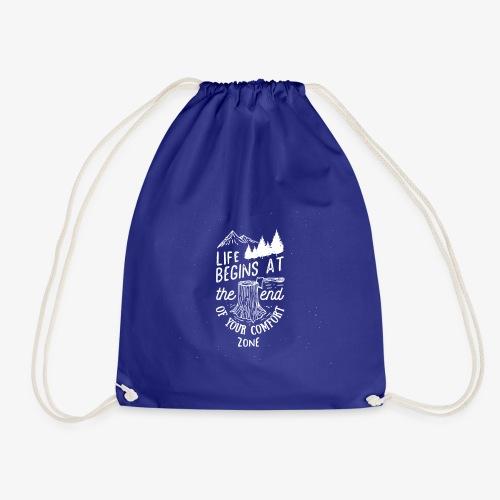comfortzone - Drawstring Bag