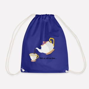Tale as Old as Time... - Drawstring Bag