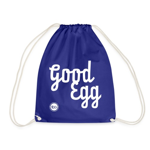 'Good Egg' - Drawstring Bag