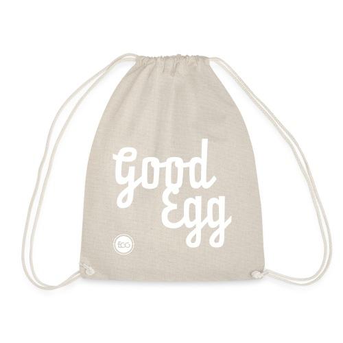 'Good Egg' - Drawstring Bag