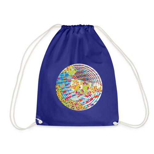 Unfold - Drawstring Bag